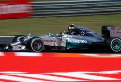 Rosberg conquista su sexta pole del año entre el caos