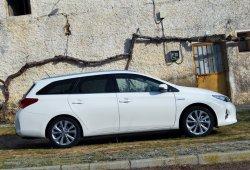 Toyota Auris Hybrid Touring Sports (I): Gama y precios