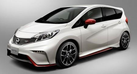 Nissan Note NISMO, nueva versión deportiva