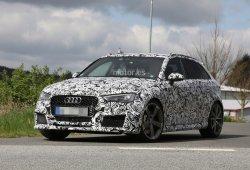 Audi RS3 Sportback 2015, en video en Nürburgring
