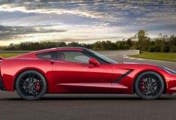 Chevrolet Corvette 2015, más rápido con el cambio automático de 8 velocidades
