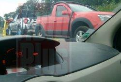 Dacia Duster pick-up. Primeras imágenes espía