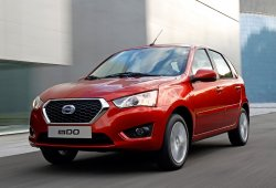 Datsun mi-DO, el pequeño cinco puertas para Rusia