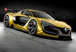 El Renault Sport R.S. 01 muestra su aspecto definitivo (+ vídeo)