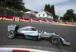 Resultado y tiempos carrera de F1 en Spa-Francorchamps