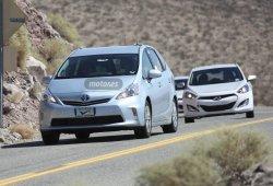 Hyundai trabaja en modelos híbridos para batir al Prius