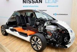 La próxima generación del Nissan Leaf tendrá 300 kilómetros de autonomía