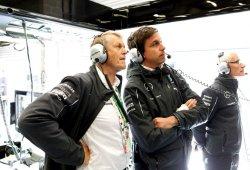 Los rivales de Mercedes ven complicada su situación
