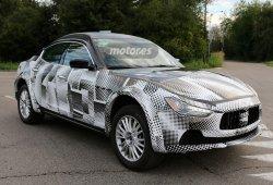 Maserati Levante, descubierto por primera vez en fase de pruebas