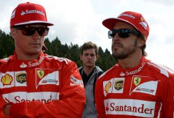Mattiacci confirma que Alonso y Räikkönen seguirán en Ferrari en 2015