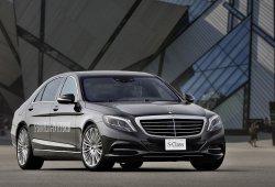 Mercedes-Benz Clase S 500 PLUG-IN HYBRID, desde 112.200 €