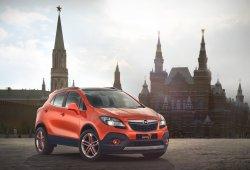Opel Mokka Moscow Edition, edición especial para Rusia