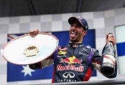 Ricciardo saca el martillo en Spa y suma su tercera victoria