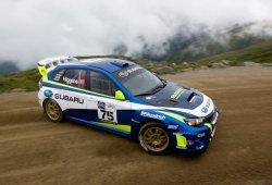Subaru Impreza WRX STI, vídeo del récord en la carrera hacia las nubes