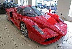 Un Ferrari Enzo de 2,4 millones, a la venta en eBay