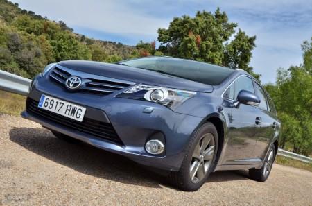 Toyota Avensis Cross Sport 120D (III): Comportamiento dinámico, conclusiones y valoración