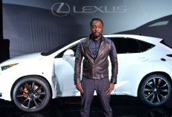El Lexus NX de Will.I.Am