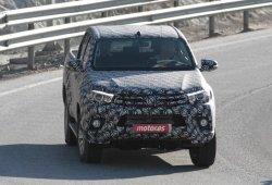 Toyota Hilux 2015, de pruebas la nueva generación de la pick-up