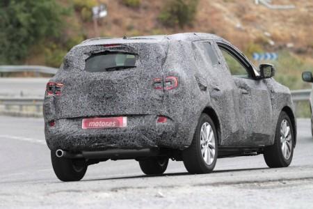 Nuevo Renault Koleos, fotos espía del próximo SUV francés