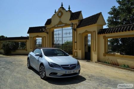 Opel Cabrio 1.6 170 CV Automático (I): Presentación, diseño exterior y capota