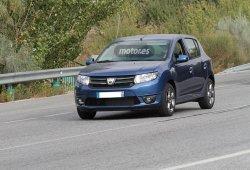 Descubierto el Dacia Sandero Sport en pruebas
