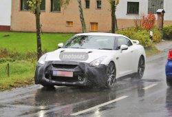 ¿Qué pasa con este Nissan GT-R 2015?