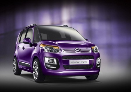 Citroën C3 Picasso Collection con un nuevo y llamativo color exterior