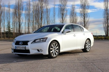 Lexus España llama a revisión a los LS, GS e IS