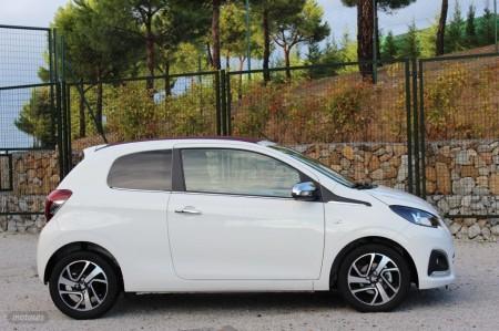 Peugeot 108: 5 detalles del interior y exterior que te enamorarán (II)