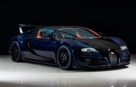 Sale a la venta un Bugatti Veyron único en el mundo