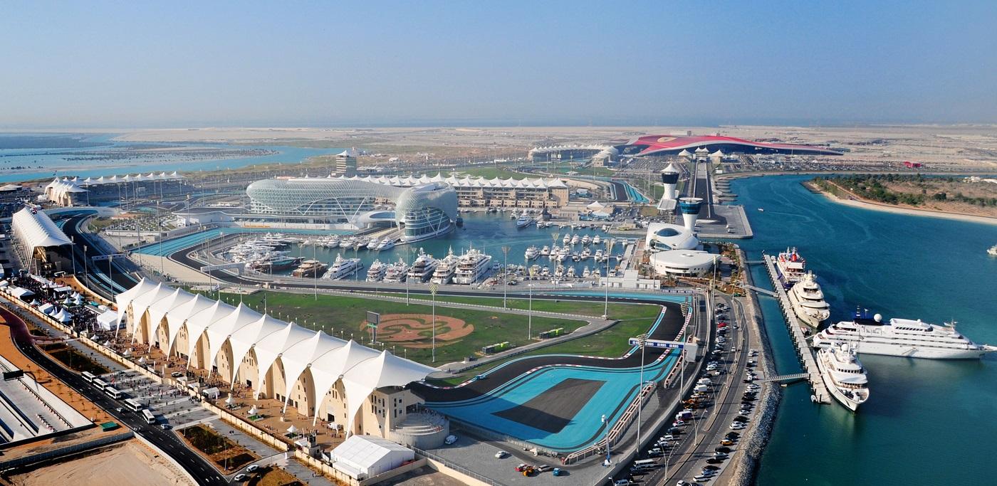 Circuito Yas Marina : Horarios del gp de abu dabi f1 2014 y datos del circuito de yas