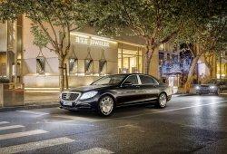 Clase S Mercedes-Maybach: El confort de sus plazas traseras