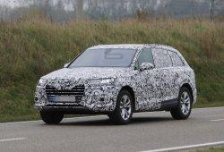 El Audi Q7 2015 contará con una versión híbrida enchufable