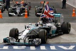 Hamilton se proclama campeón del mundo con drama para Rosberg