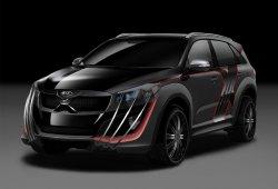 El Kia Sorento quiere ser el coche de los X-Men