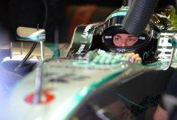 Rosberg logra la última pole del año