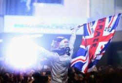 Lewis Hamilton culmina un año brillante: las cifras del campeón