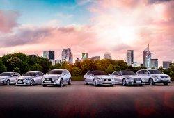 El Lexus NX llega a los 10.000 pedidos