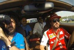 'Mi última carrera en Ferrari', el documental de Atresmedia con Fernando Alonso en Abu Dabi