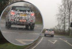 Range Rover Evoque Cabrio, el descapotable está cada vez más cerca