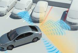 Toyota presenta sus nuevos sistemas de ayuda al aparcamiento