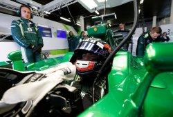 Will Stevens será el segundo piloto de Caterham en Yas Marina