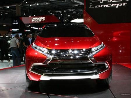 Mitsubishi XR-PHEV Concept, otro prototipo en el Salón de Los Ángeles 2014