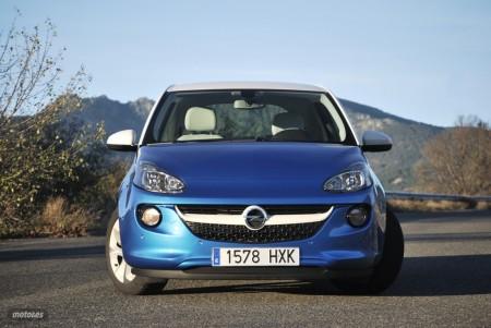 Opel Adam 1.4 87: Introducción, equipamiento y precio (I)