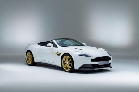 Aston Martin Works, seis coches especiales por su 60 aniversario
