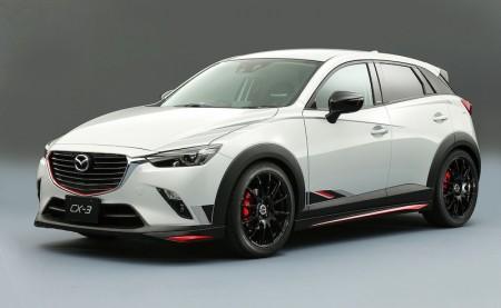 """Mazda presentará un poco de """"tuning"""" para sus nuevos modelos en Tokio Auto Salon 2015"""