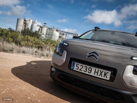 Prueba Citroën C4 Cactus e-HDi 92 ETG6 (III): Prueba dinámica, conclusiones y valoraciones