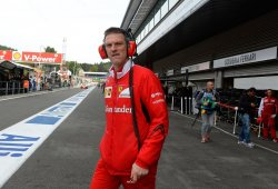 Ferrari se centra en tres puntos para tener un coche competitivo