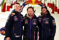 Horner admite que aún no tienen el Red Bull RB11 listo para los test de Jerez