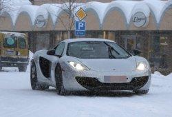 McLaren MV103, ¿qué nos esconde esta 'mula' de pruebas?